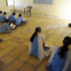 65% of adolescent girls who drop out of school do so to work at home or to beg, shows report