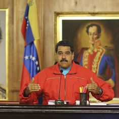 US imposes sanctions on Venezuela after election, calls President Nicolas Maduro a dictator