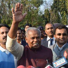 'जीतन राम मांझी का एनडीए छोड़ना वैसा ही है जैसे सदगोपन रमेश का क्रिकेट से संन्यास लेना!'
