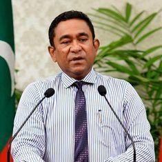भारत हमारा भाई, लेकिन चीन बरसों बाद मिला चचेरा भाई : मालदीव