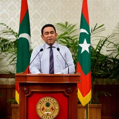 Maldives: President Abdulla Yameen seeks Parliament's approval to extend emergency for 15 days