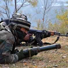 Jammu and Kashmir: Three suspected militants killed near Baramulla's Binner village