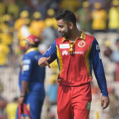 Kohli's title hunt with RCB, Dhoni's return to CSK: Storylines which will keep us hooked to IPL 11