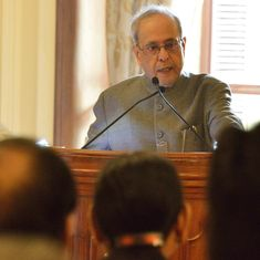 EVM 'tampering' row: Pranab Mukherjee says onus is on EC to ensure institutional integrity