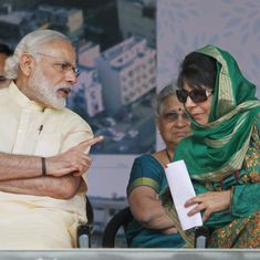 No one in Kashmir is mourning the demise of the PDP-BJP coalition government