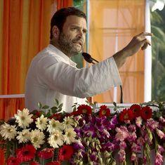 Rahul Gandhi's 'dalali' jibe at Narendra Modi a 'new low in politics', says BJP