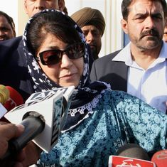 Jammu and Kashmir: Burhan Wani's family was not paid any compensation, says Mehbooba Mufti