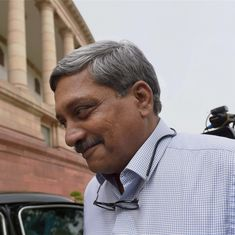 Not a single person said my remarks were wrong, Manohar Parrikar says on comments about Aamir Khan
