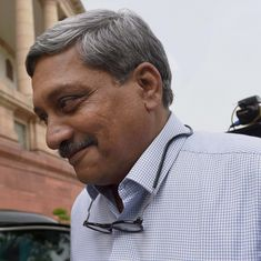 Army using standard protocol to bring back Indian soldier captured in Pakistan: Manohar Parrikar