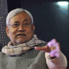 In his eagerness to be king, will Nitish Kumar come across as the jester?