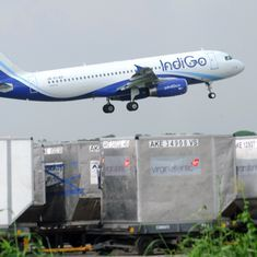 Delhi: Five injured after jet blast shatters window of IndiGo bus