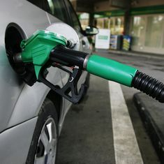 Government won't cut excise duty on petrol, diesel right now, economic affairs secretary tells PTI