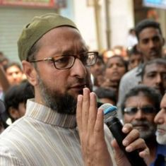 AIMIM chief Asaduddin Owaisi seeks re-trial in Mecca Masjid blast case