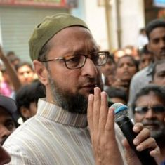 Triple talaq debate: Asaduddin Owaisi urges Muslims to unite like jallikattu supporters