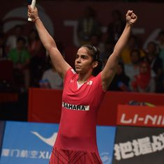 Saina's silver and Sindhu's bronze double: How India have performed at the world championships