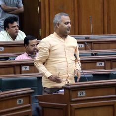 FIR against AAP MLA Somnath Bharti after scuffle with security staff at AIIMS