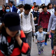 China: Shanghai to limit population to 25 million by 2035 to tackle 'big city disease'