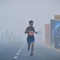 Delhi air pollution: IMA urges organisers of half marathon to cancel event