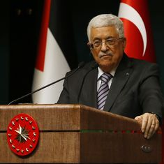 Palestinian prime minister to visit Gaza on October 2 to take over government from Hamas