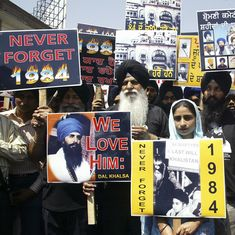 In the UK, a debate about whether secret Operation Blue Star papers should be made public