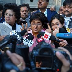 Will resign when I complete two years in office: Puducherry LG Kiran Bedi