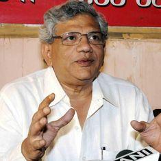 बिहार में बीफ के शक पर मारपीट की घटना बताती है कि भाजपा ने सत्ता संभाल ली है : सीताराम येचुरी