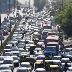 Self-driven cars may actually work on India's roads – despite crazy drivers, jaywalkers and cows