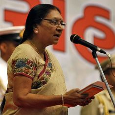'Love jihad': UP Governor Anandiben Patel says survey showed need for anti-conversion law