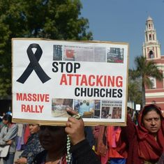 As Sangh renews its anti-Christian drive, the impunity with which its men break the law is worrying