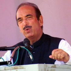 Congress will contest UP elections in alliance with Samajwadi Party, says Ghulam Nabi Azad