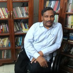 United Nations rights experts urge India to release jailed Delhi University professor GN Saibaba