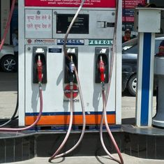 पेट्रोल-डीजल के दामों में लगातार दूसरे दिन बढ़ोतरी