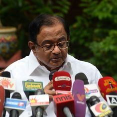 Rushing to roll out GST could be detrimental, push deadline to October 1, says P Chidambaram