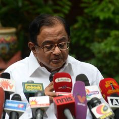 Aircel-Maxis case: Enforcement Directorate questions P Chidambaram for fourth time