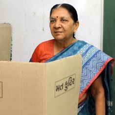 Why Anandiben has cited BJP's unwritten age-limit rule to explain why she won't fight Gujarat polls