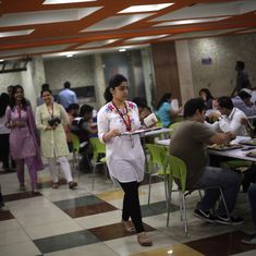 Indian IT firms trim their workforce to tide over slow growth trajectories
