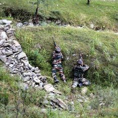 Jammu and Kashmir: Two militants killed during infiltration bid in Uri sector, says Army