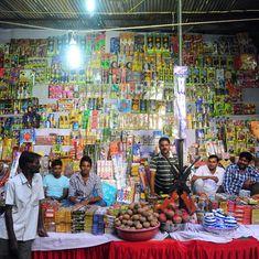 दिल्ली में पाबंदी के बावजूद पटाखे बेचने पर 29 लोगों की गिरफ्तारी सहित दिन के बड़े समाचार