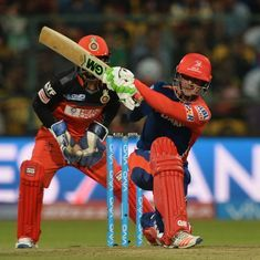 Quinton de Kock in doubt for Indian Premier League after sustaining a finger injury