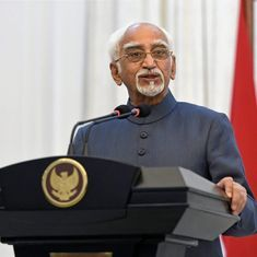 The Daily Fix: By attacking Hamid Ansari's remarks on fears of Indian Muslims, BJP proves him right