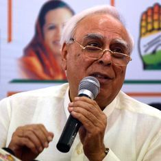 Ayodhya case: Kapil Sibal says he is not representing the Sunni Waqf Board