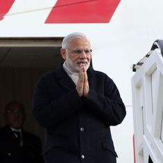 Narendra Modi tops TIME's Person of the Year online poll