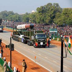 India's longest-range nuclear capable missile Agni-V test-launched off Odisha coast