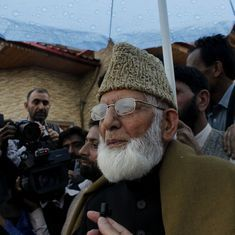 Kashmiri separatist Syed Ali Geelani may be 'hardliner' but his retirement isn't good news for Delhi