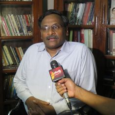 'They did not follow any legal procedures': Watch GN Saibaba recount chilling details of his arrest