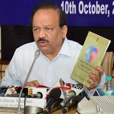 We cannot launch a surgical strike against pollution, Environment Minister Harsh Vardhan tells NDTV
