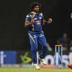 Indian Premier League: Lasith Malinga joins Mumbai Indians as bowling mentor