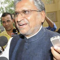 लालू यादव राजनीतिक गतिविधियों में शामिल हो रहे हैं इसलिए उनकी जमानत रद्द की जाए : सुशील मोदी