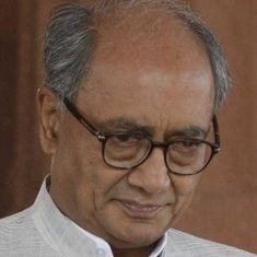 'Ideology of Mahatma Gandhi's killer has won,' says Digvijaya Singh on Pragya Thakur's victory