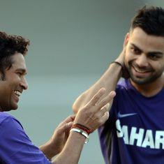 Why Virat Kohli's captaincy is starting to remind us of Sachin Tendulkar's stint